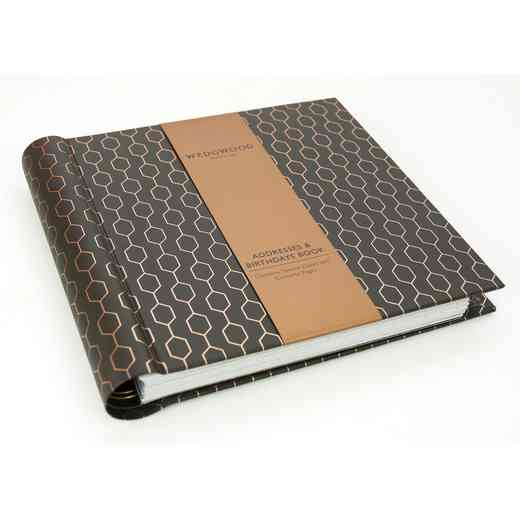 PWWA01: Wedgwood Collection Address & Special Dates Book