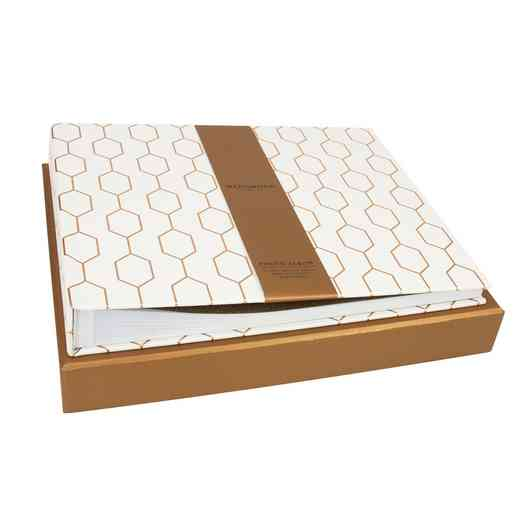 PWWA08: Wedgwood Collection Photo Album - WHITE