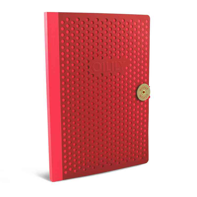 OLYST10: Oilily B5 Notebook
