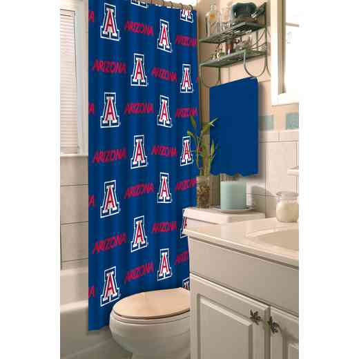 1COL903000051RET: COL 903 Arizona Shower Curtain