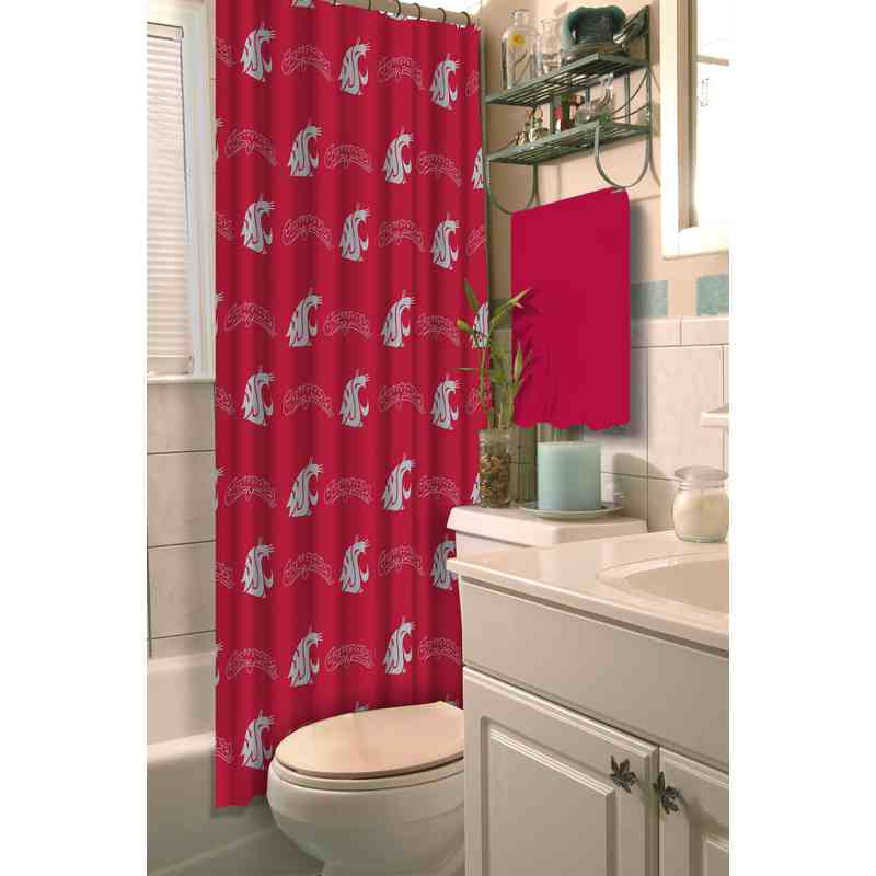 1COL903000017RET: COL 903 Washington State Shower Curtain