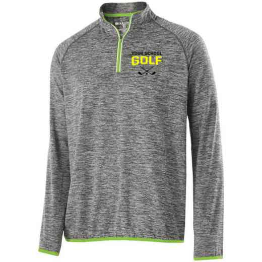 Golf Embroidered Holloway Force Training Top