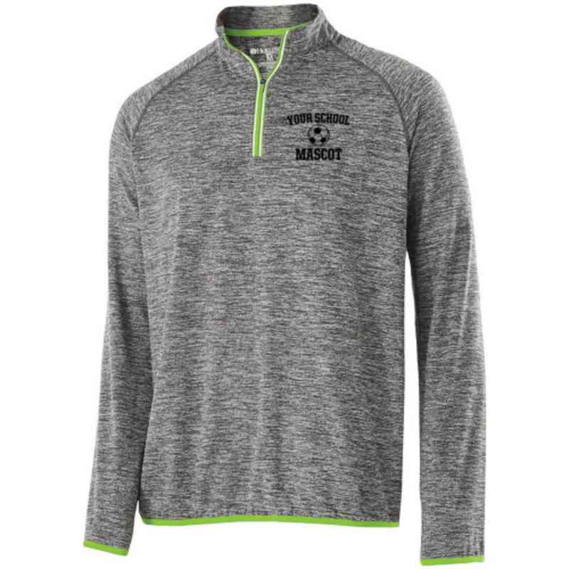 Soccer Embroidered Holloway Force Training Top
