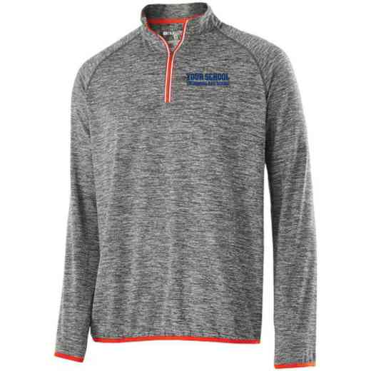 Swimming and Diving Embroidered Holloway Force Training Top