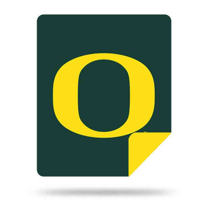 Oregon Ducks Ultimate Comfort Throw