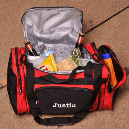 GC796: Personalized 2-in-1 Cooler Duffel