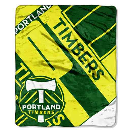 1MLS070010018RET: NW MLS SCRAMBLE THROW, TIMBERS