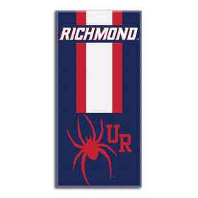 1COL620000244RET: NW NCAA ZONE READ BEACH TOWEL, RICHMOND