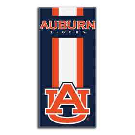 1COL720000022RET: NW NCAA ZONE READ BEACH TOWEL, AUBURN