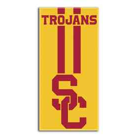 1COL720000068RET: NW NCAA ZONE READ BEACH TOWEL, USC