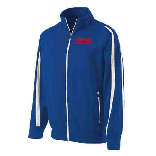 Athletic Trainer Embroidered Men's Holloway Determination Jacket