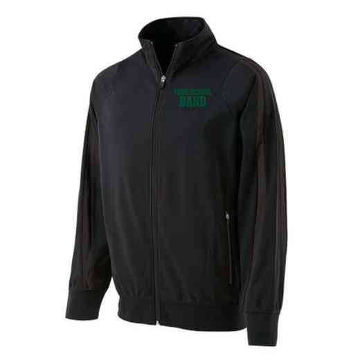 Band Embroidered Men's Holloway Determination Jacket