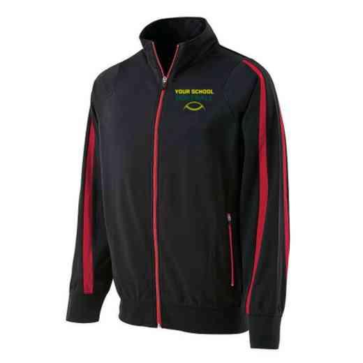 Softball Embroidered Men's Holloway Determination Jacket
