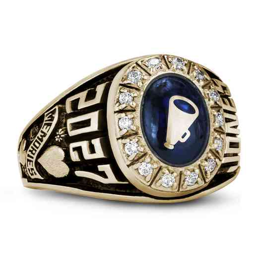 Women's I45 Inspiration Identity Class Ring