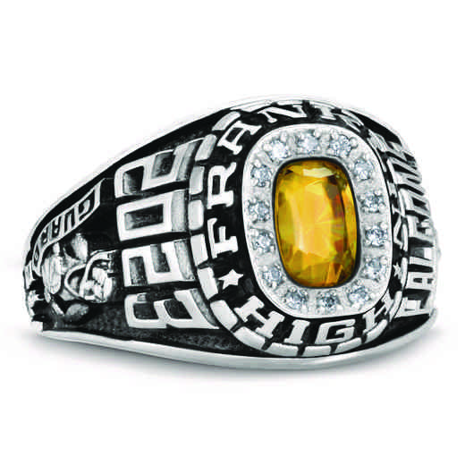 Women's I62 Remarkable Identity Class Ring