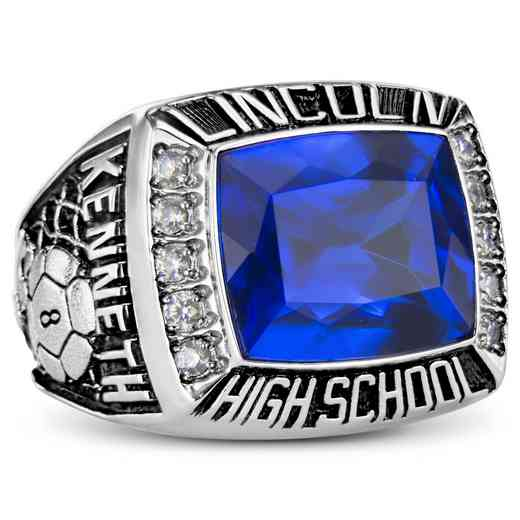 Men's I76 Noble Identity Class Ring