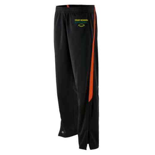 Baseball Embroidered Men's Holloway Determination Pant