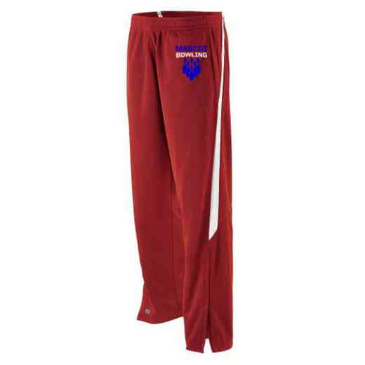Bowling Embroidered Men's Holloway Determination Pant