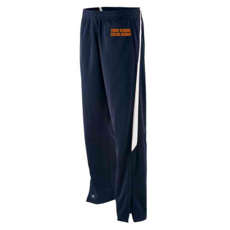 Color Guard Embroidered Men's Holloway Determination Pant