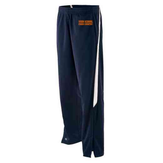 Cross Country Embroidered Men's Holloway Determination Pant