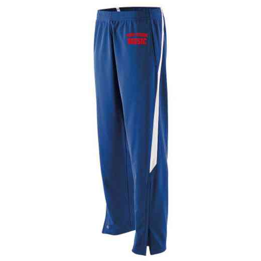 Music Embroidered Men's Holloway Determination Pant