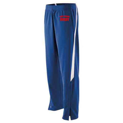 Rugby Embroidered Men's Holloway Determination Pant