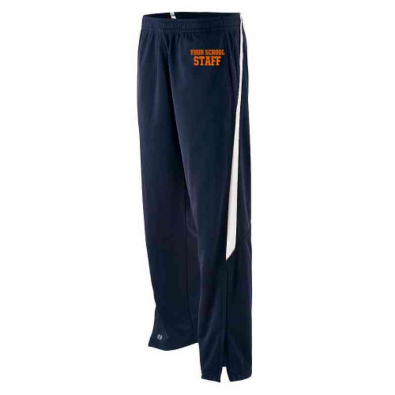 Staff Embroidered Men's Holloway Determination Pant