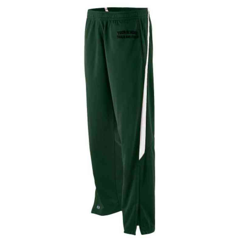 Track and Field Embroidered Men's Holloway Determination Pant
