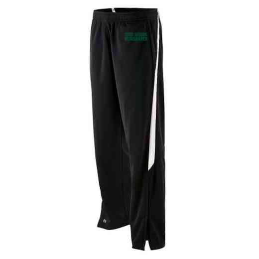 Newspaper Embroidered Men's Holloway Determination Pant