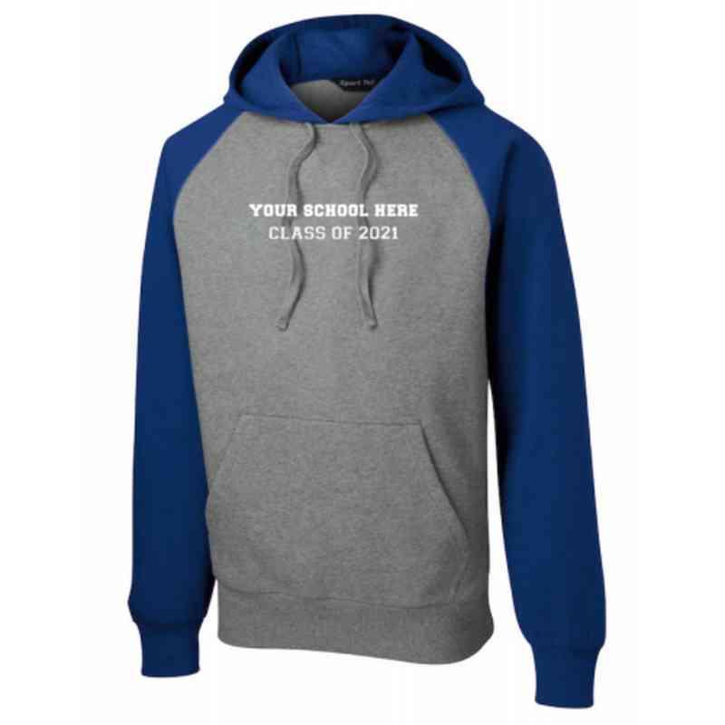 Class of  Vintage Heather Hooded Sweatshirt