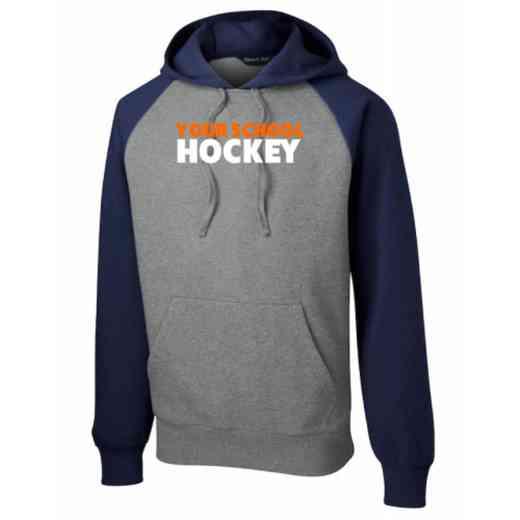 Hockey Vintage Heather Hooded Sweatshirt