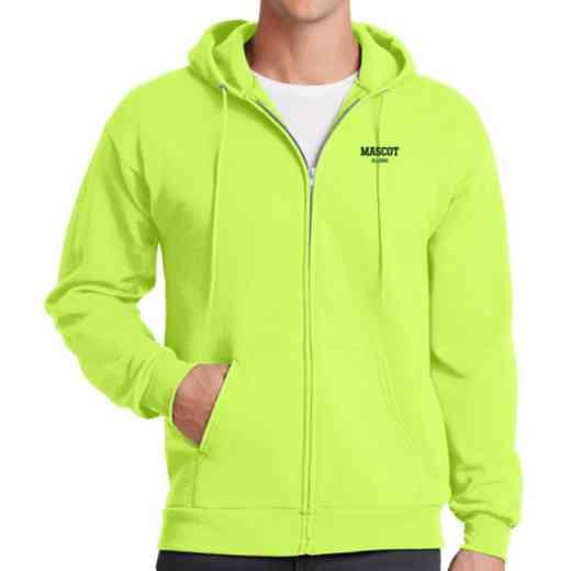 Alumni Embroidered Full Zip Hooded Sweatshirt