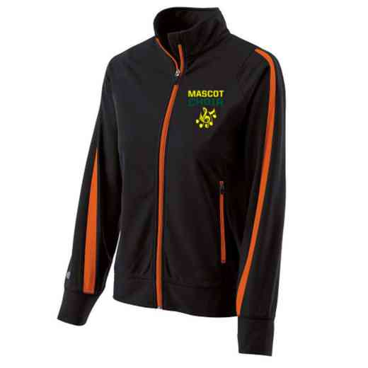 Choir Embroidered Ladies Holloway Determination Jacket