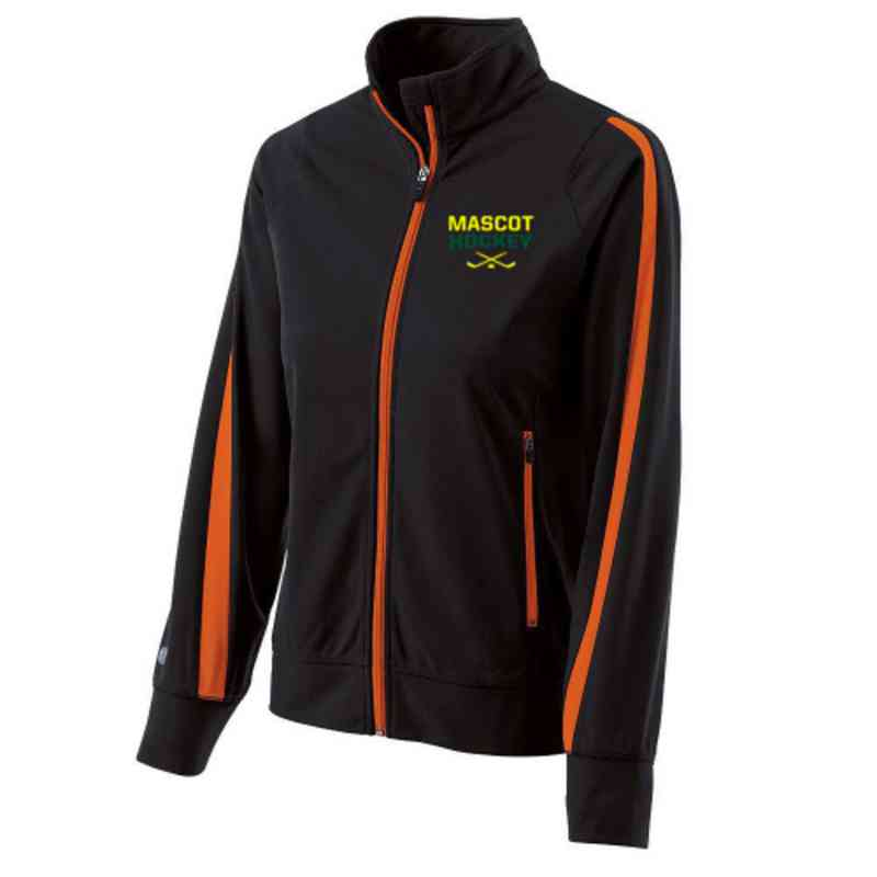 Hockey Embroidered Ladies Holloway Determination Jacket