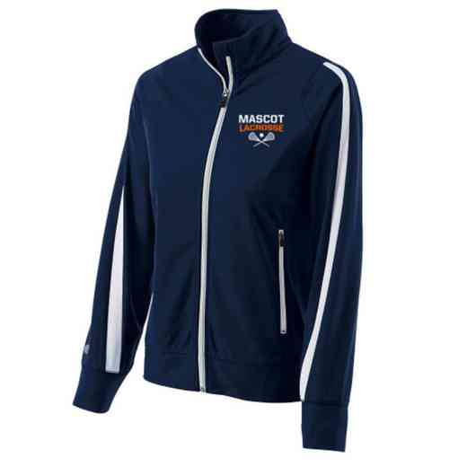 Lacrosse Embroidered Ladies Holloway Determination Jacket
