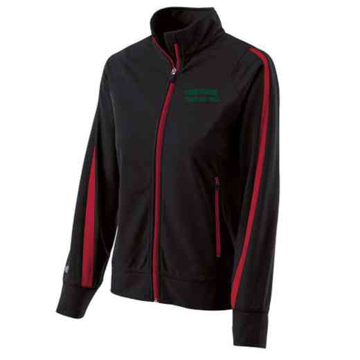 Track and Field Embroidered Ladies Holloway Determination Jacket