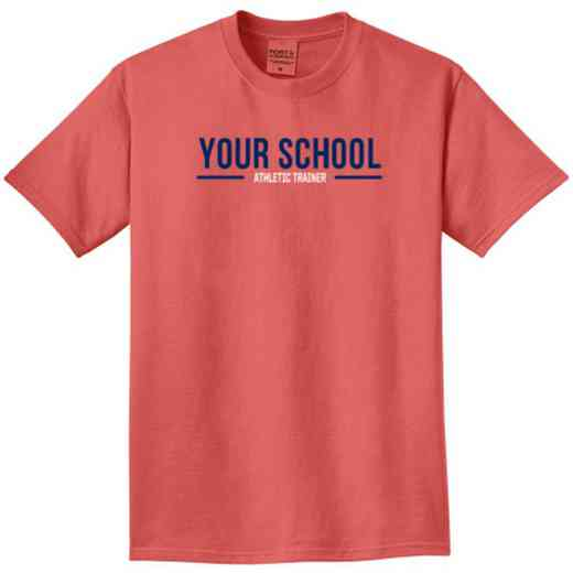 Athletic Trainer Pigment Dyed T-Shirt