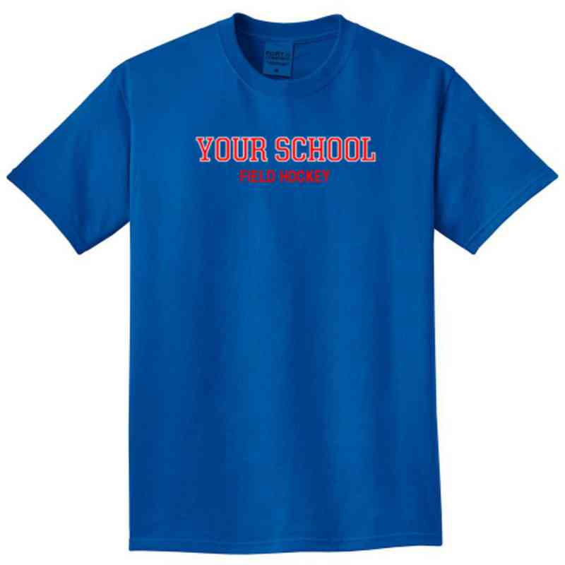 Field Hockey Pigment Dyed T-Shirt