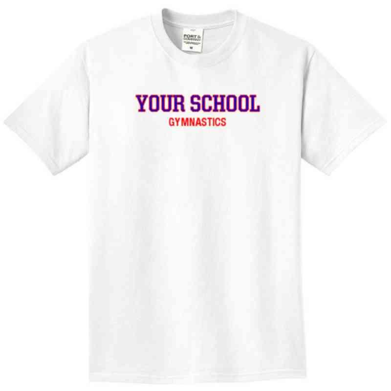 Gymnastics Pigment Dyed T-Shirt