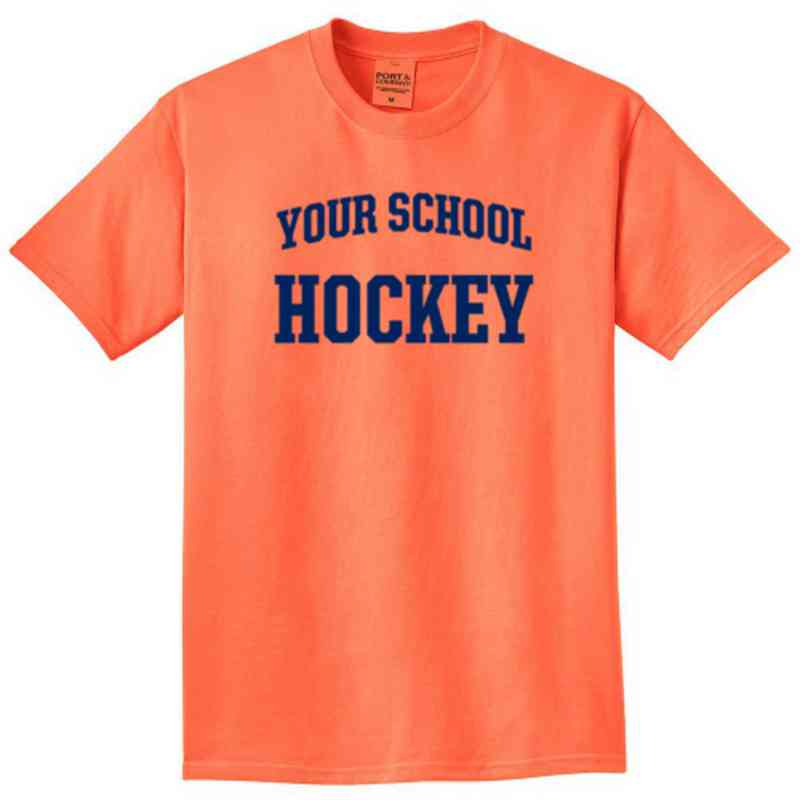 Hockey Pigment Dyed T-Shirt