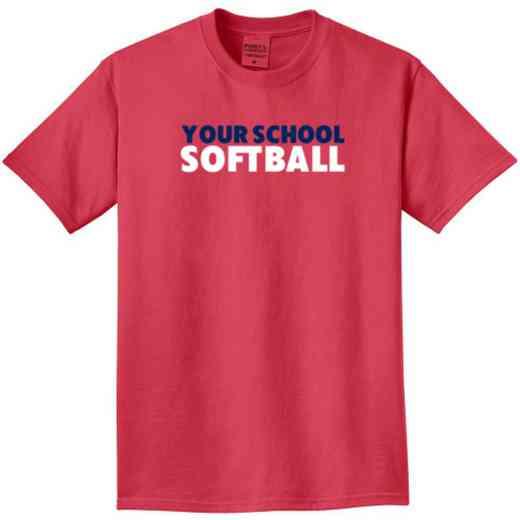 Softball Pigment Dyed T-Shirt