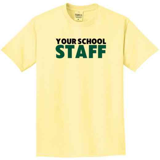 Staff Pigment Dyed T-Shirt