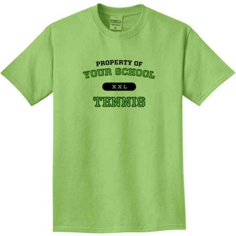 Tennis Pigment Dyed T-Shirt