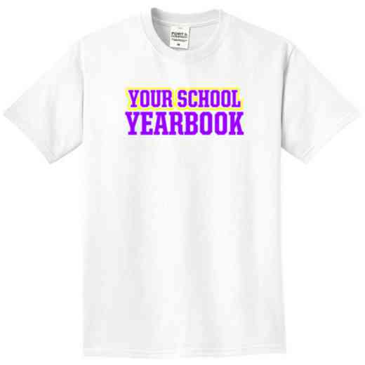 Yearbook Pigment Dyed T-Shirt