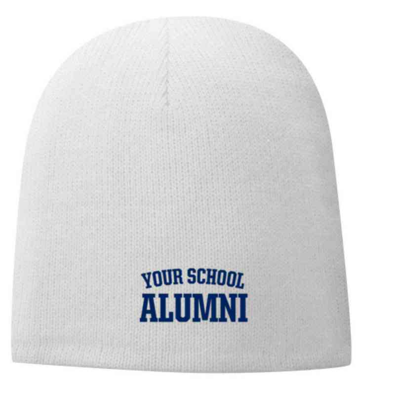 Alumni Embroidered Fleece Lined Beanie