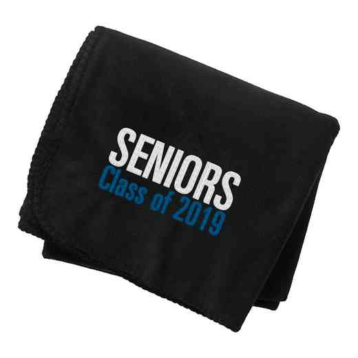Other Grad Product: Class of 2019 Fleece blanket