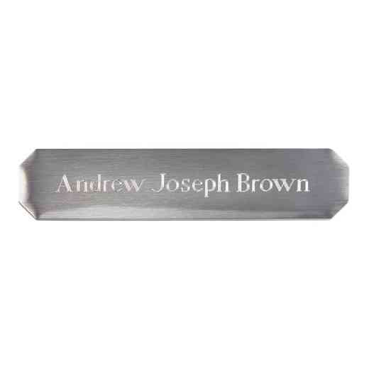 Other Grad Product: Engraved nameplate