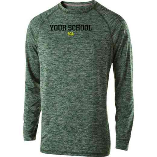 FCA Holloway Electrify Long Sleeve Performance Shirt