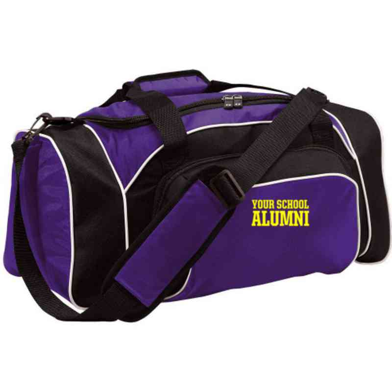 Alumni Embroidered Holloway League Duffel Bag