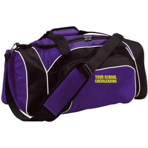 Cheerleading Embroidered Holloway League Duffel Bag